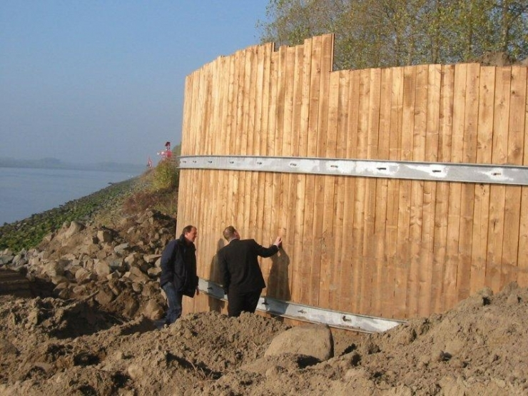Wood Retaining Wall Timber Retaining Wall Ecochoice