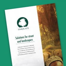 Oakscape brochure