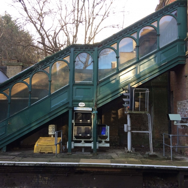 Dulwich Station Staircase
