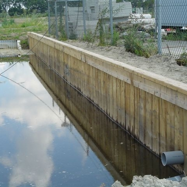 Eco solutions for canals, rivers and marinas