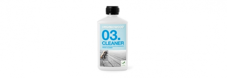 OrganoWood 03 cleaner