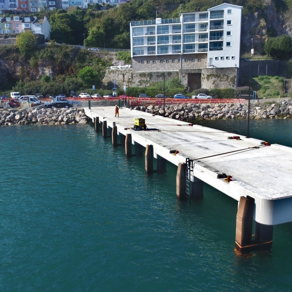 Oxen Cove Jetty Fenders