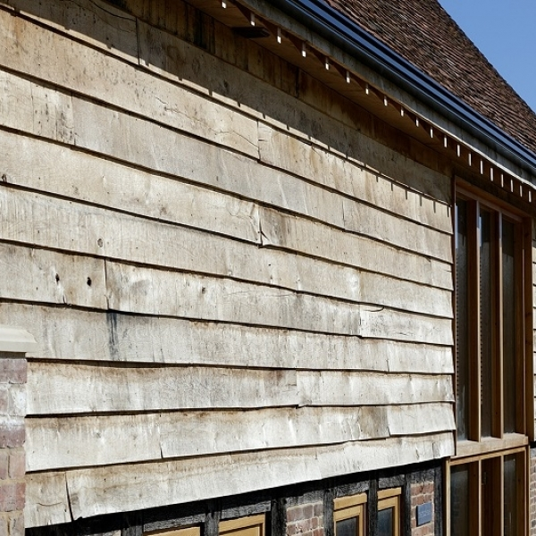 The different types of timber cladding profiles